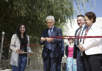 """My Story"" Opening Ceremony at the German Jordanian University"