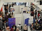 EDU-SYRIA in GJU career fair