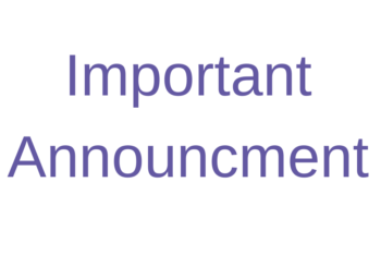 Important Announcement for all the scholarship students