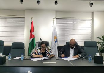 The German Jordanian University Signs an agreement with Luminus College for a Scholarship programme